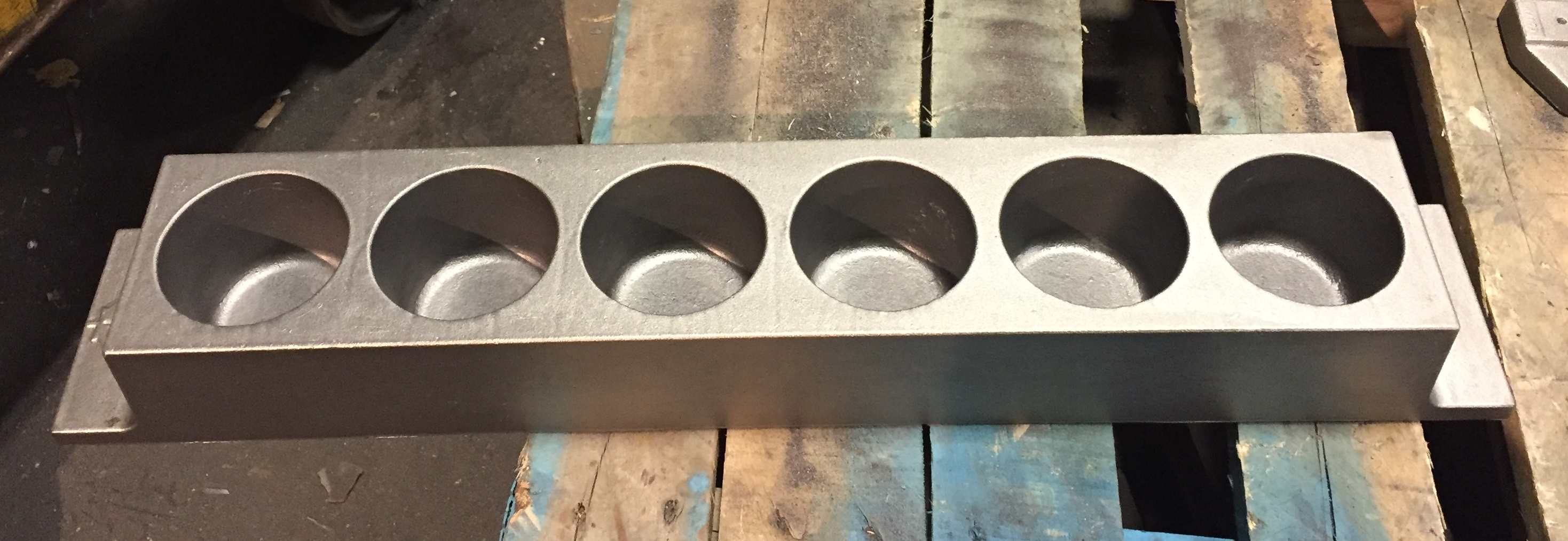 Custom Casting & Machining Projects – Thompson Foundry